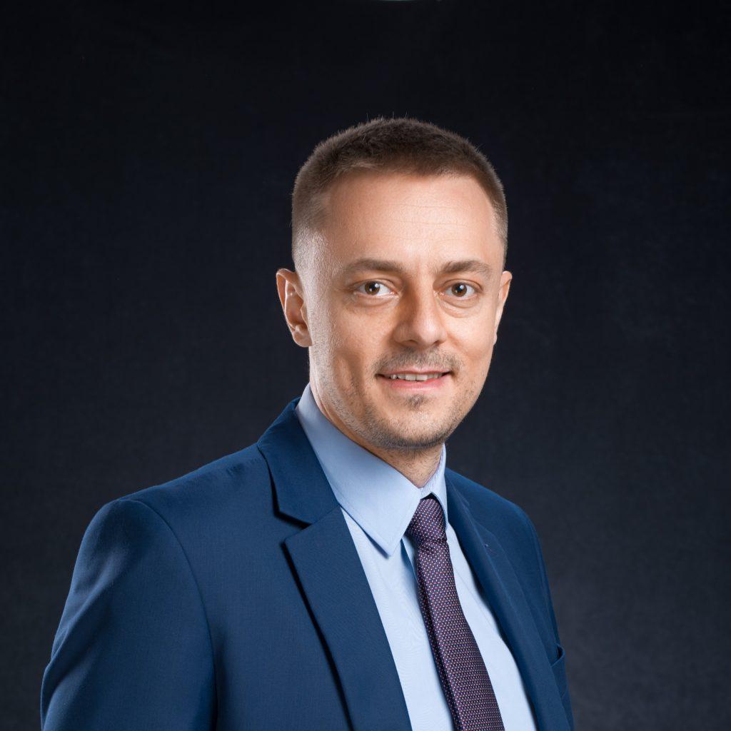 Konrad Tudyka, PhD Eng